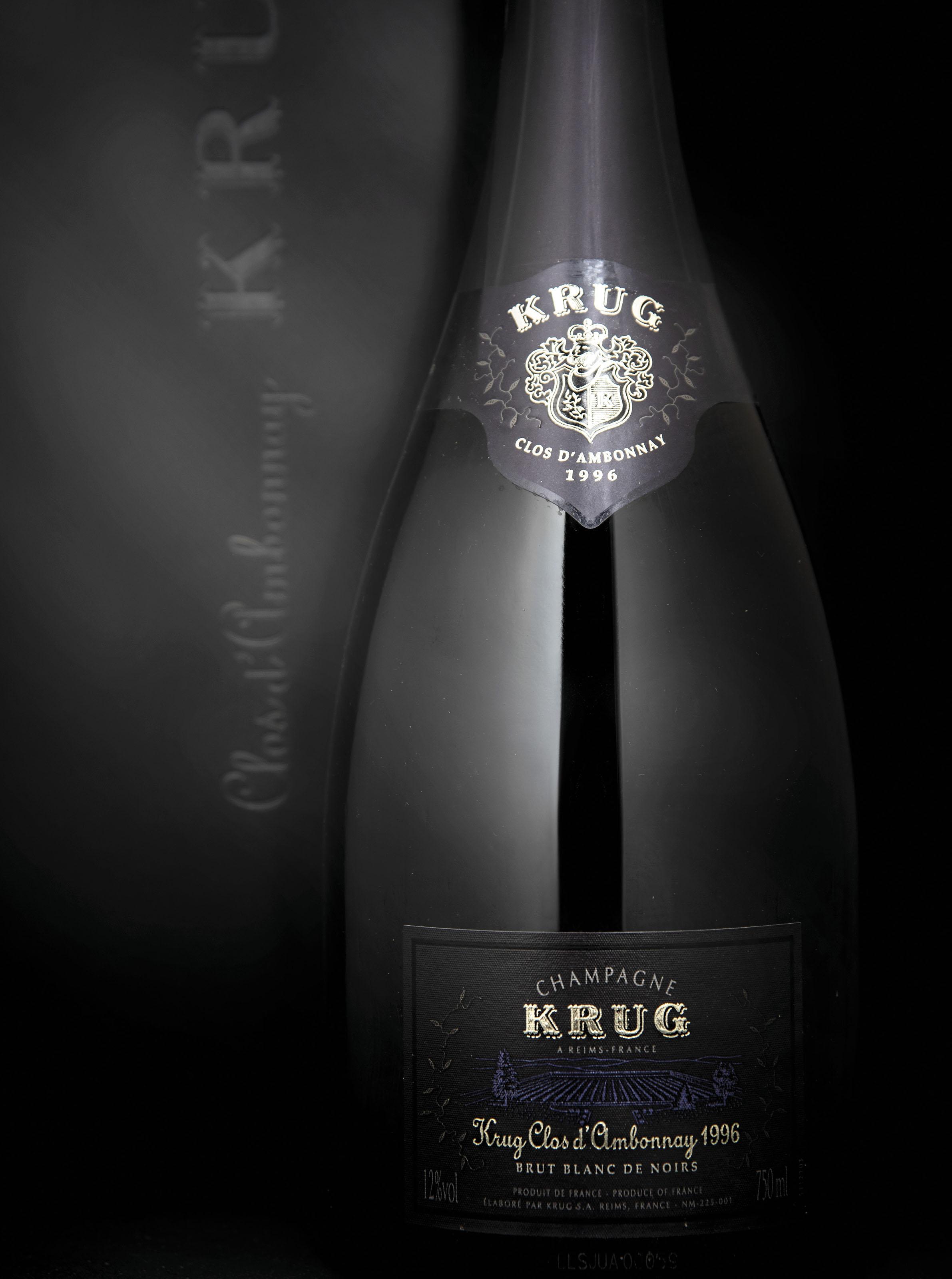 Krug Clos d'Ambonnay 1996