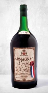 Marquis de Montdidier Armagnac 1925