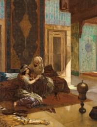 Rudolph Ernst (Austrian, 1854-