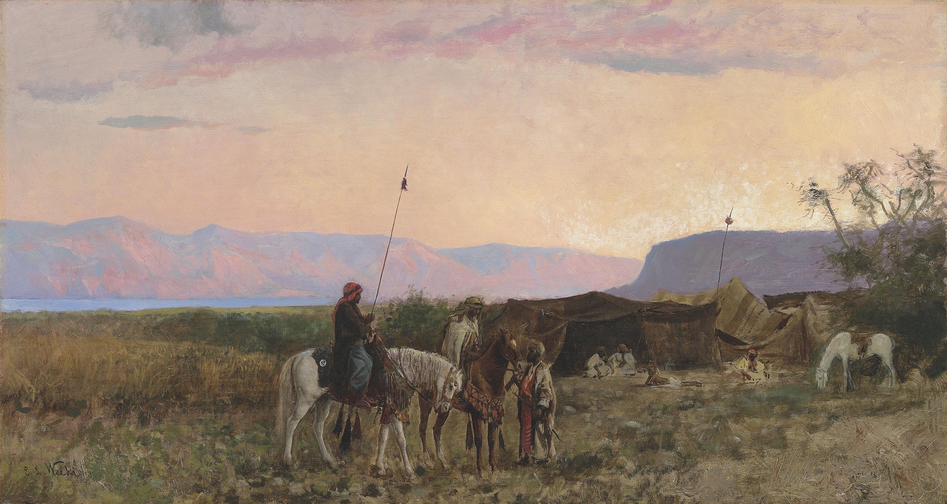 Edwin Lord Weeks (American, 18