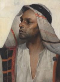 The Arab chief