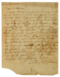 [SHAKESPEARE, William] – William Henry IRELAND (1775-1835). Autograph manuscripts, in his own hand and that of 'William Shakespeare', n.p., dated 1797 [apparently after 1804], comprising: