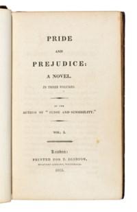 [AUSTEN, Jane (1775-1817)].Pride and Prejudice. London: Printed for T. Egerton, 1813.