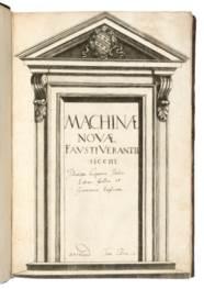 VERANZIO, Fausto (Faust Vranci