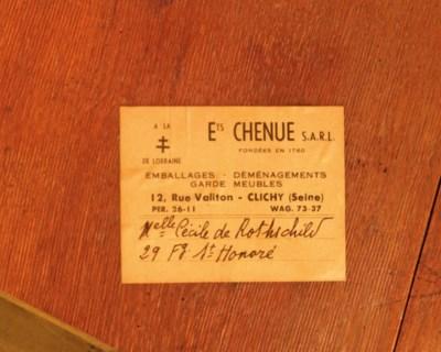 A LOUIS XVI ORMOLU-MOUNTED SEV