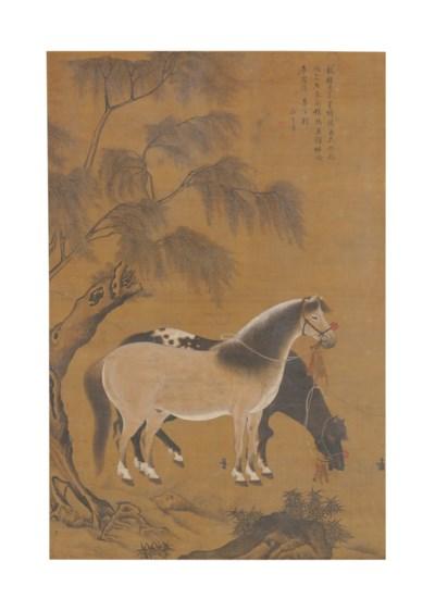NAN TIANZHANG (17TH-18TH CENTU