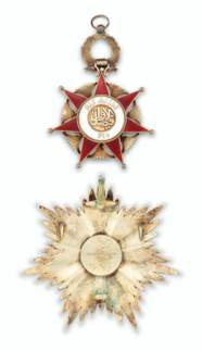 IRAQ, ORDER OF EL RAFIDIAN