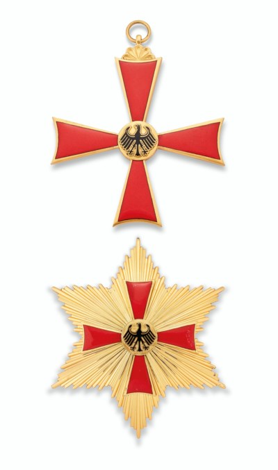 GERMANY, ORDER OF MERIT OF THE