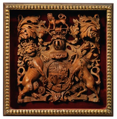 A GEORGE III PEARWOOD CARVING