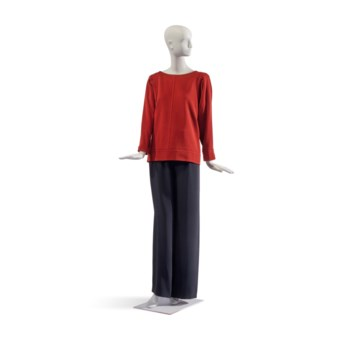 a77d9865298 A sale of unique YSL couture owned by Catherine Deneuve   Christie's