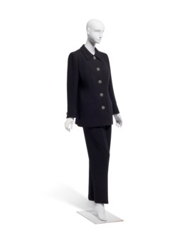 4770b3b7a16 A sale of unique YSL couture owned by Catherine Deneuve | Christie's
