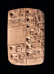 A MESOPOTAMIAN PROTO-CUNEIFORM