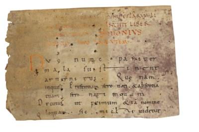 SIDONIUS APOLLINARIS (c.430/33