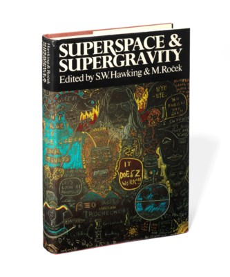 Superspace and Supergravity signed by Hawking