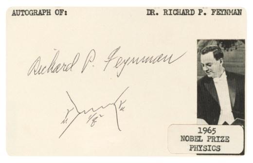Feynman and his diagram