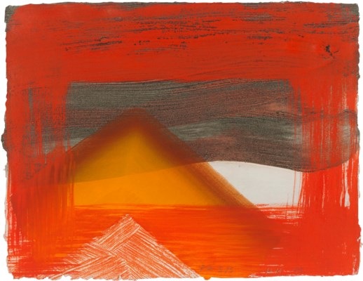 HOWARD HODGKIN (1932-2017)