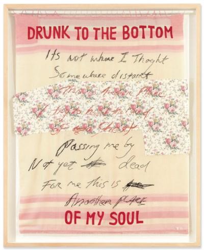 Tracey Emin (b. 1963)