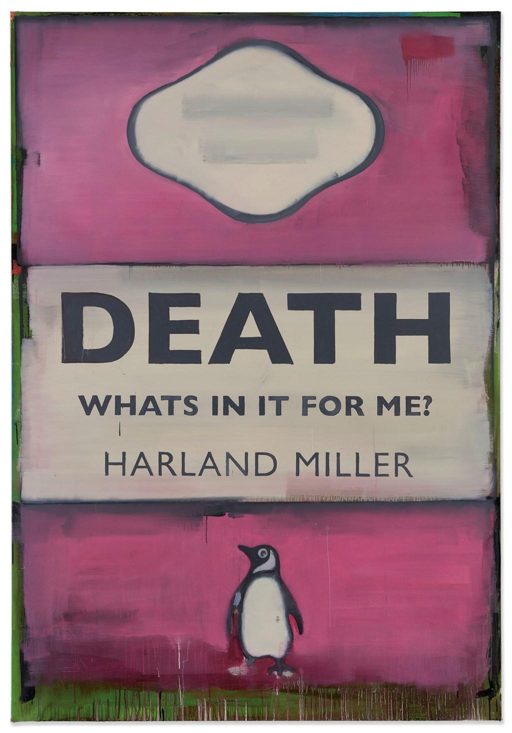 Harland Miller (b. 1964)