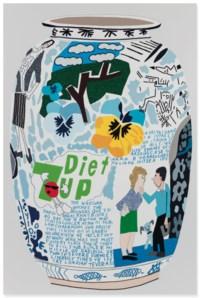 Diet 7Up Frimkess Pot