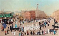 The Whitsuntide Procession in Manchester