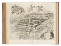 BLAEU, Johannes (1596-1673). Theatrum Statuum Regiae Celsitudinis Sabaudiae Ducis, Pedemontii principis, ... pars prima, exhibens Pedemontium ... pars altera illustrans Sabaudiam. Amsterdam: heirs of Johannes Blaeu, 1682.