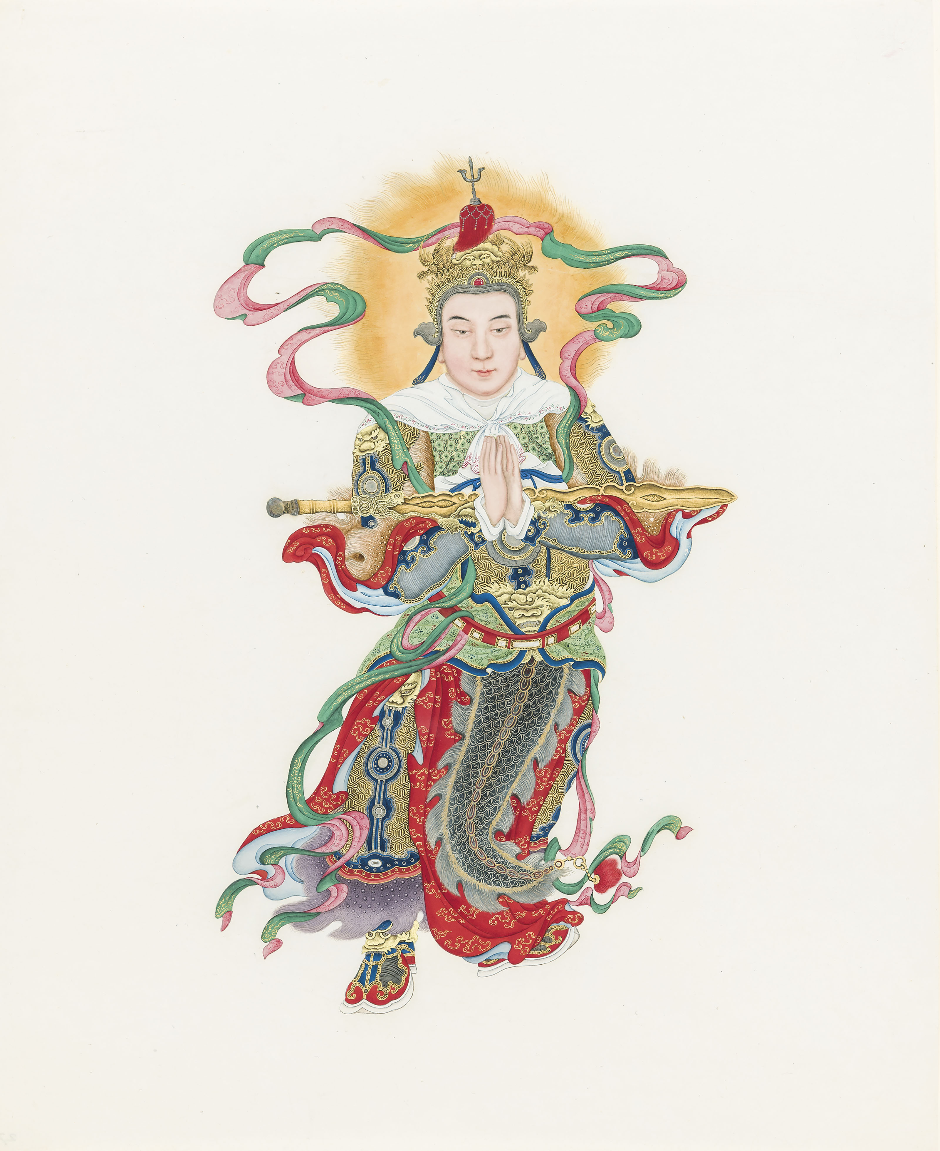 China Trade Paintings: Selections from the Kelton Collection