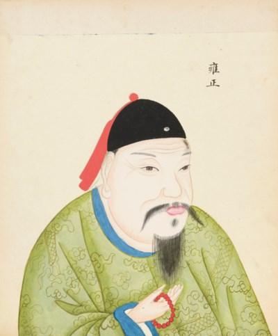 Chinese School, 18th Century