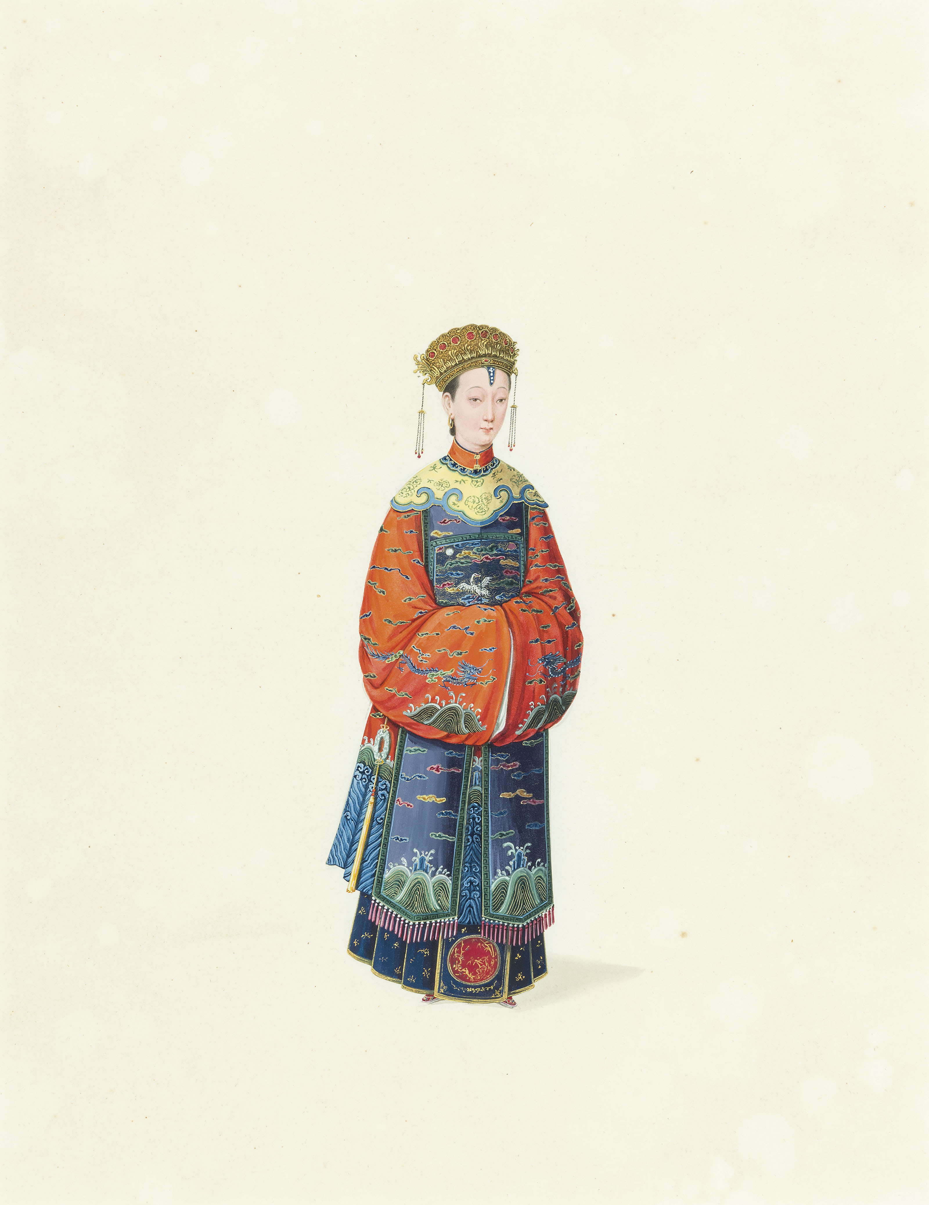 Chinese School, circa 1810