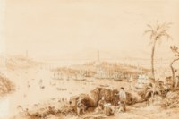 The Culture and Preparation of Tea; and Whampoa, from Dane's Island