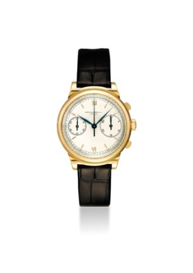 PATEK PHILIPPE. AN EXTREMELY FINE AND LARGE, HIGHLY IMPORTAN