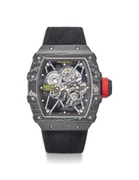 RICHARD MILLE A VERY RARE AND