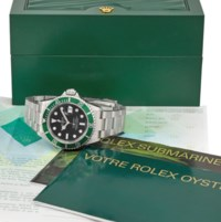 ROLEX A RARE STAINLESS STEEL A