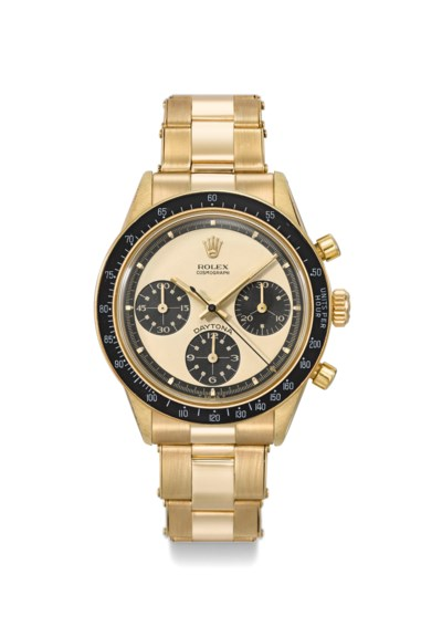 ROLEX. AN EXTREMELY RARE AND H