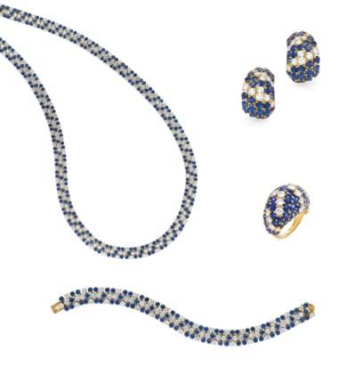 SAPPHIRE AND DIAMOND SUITE, M. GÉRARD