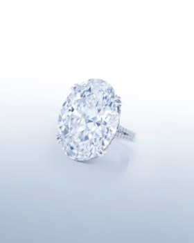 IMPRESSIVE DIAMOND RING, MOUAWAD