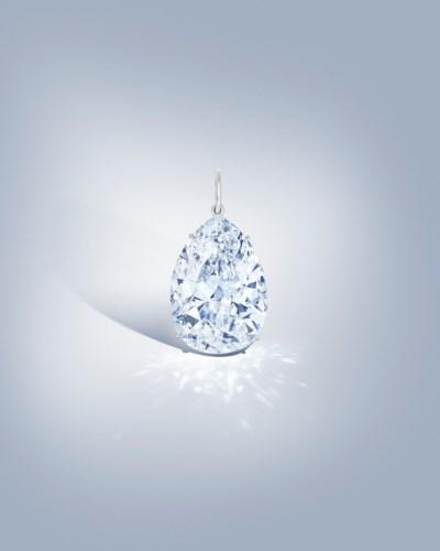 RARE DIAMOND PENDANT
