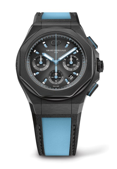 GIRARD PERREGAUX LAUREATO ABSOLUTE CHRONOGRAPH FOR ONLY WATCH Presented...