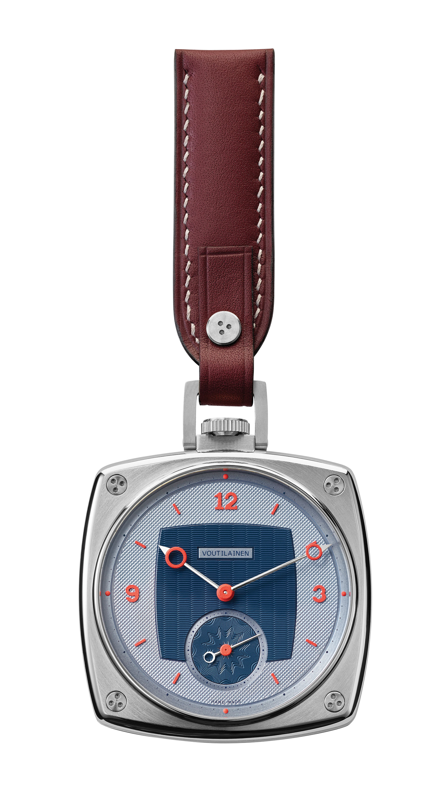 VOUTILAINEN TP1 OW2019 Voutilainen TP1 Pocket watch