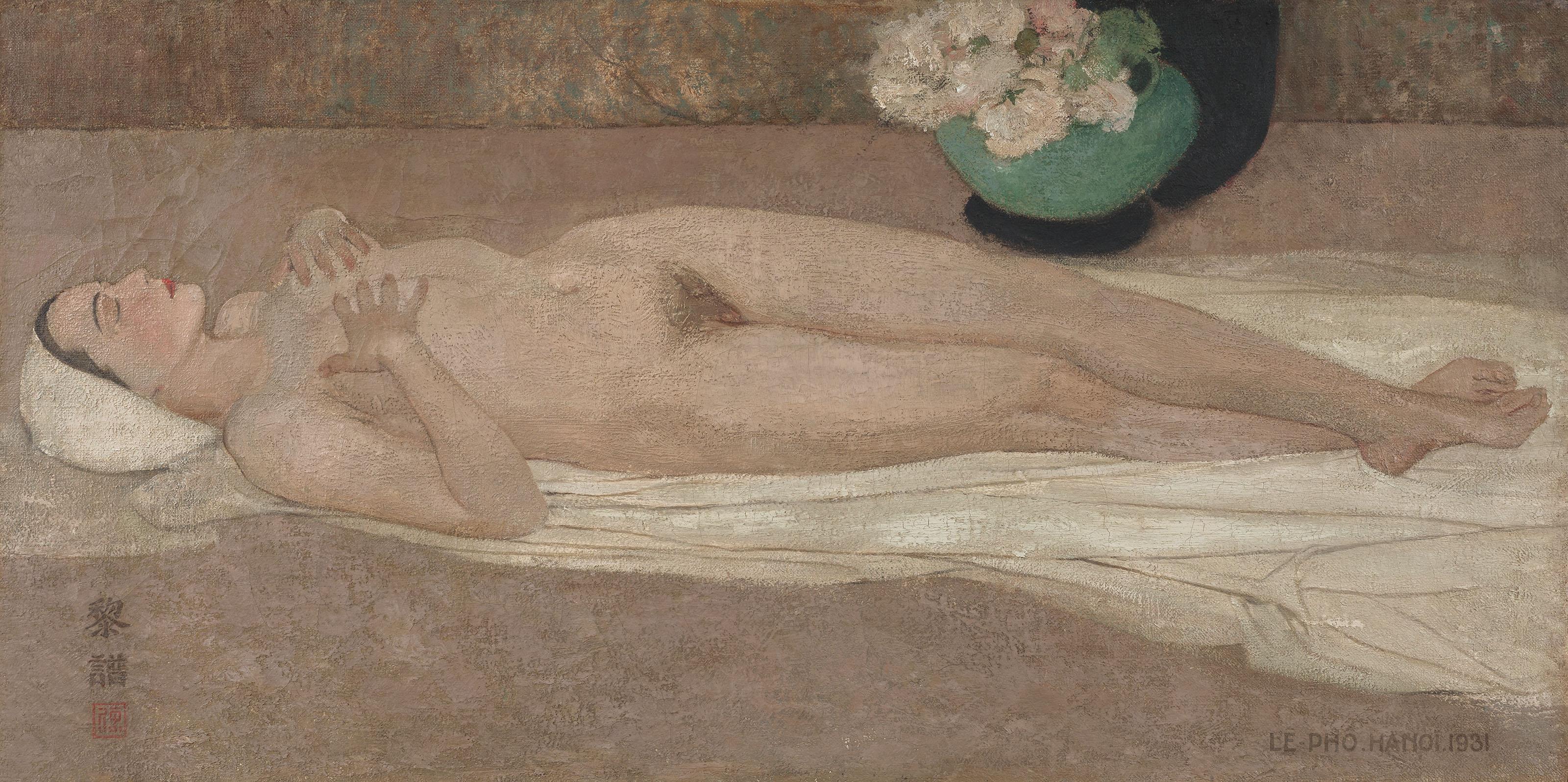 LE PHO (FRANCE/VIETNAM, 1907-2001)