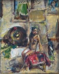Corner in the Blanco Studio