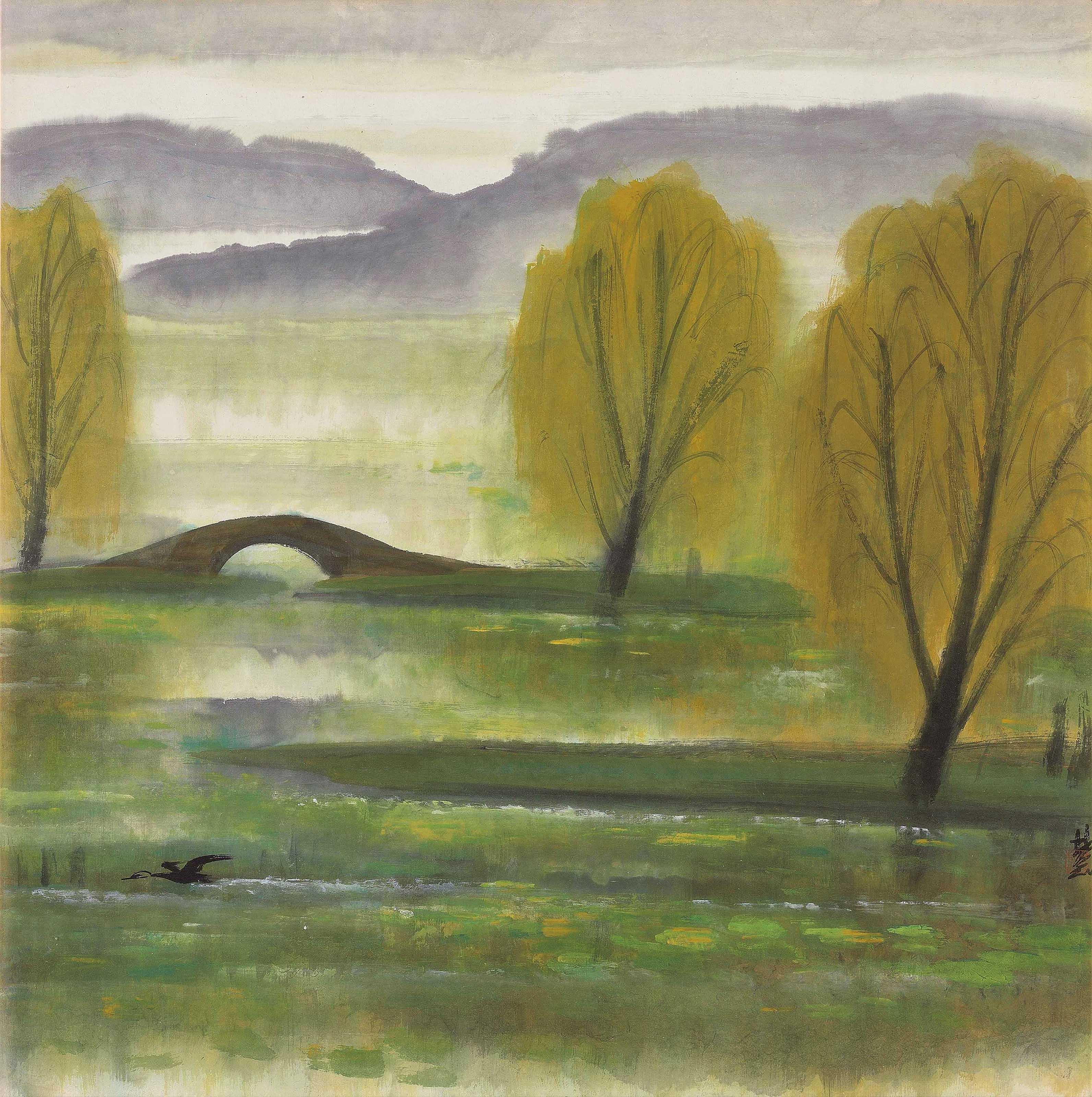 LIN FENGMIAN (CHINA, 1900-1991)