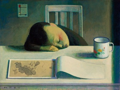 LIU YE (CHINA, B. 1964)