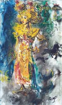 Penari Bali (Balinese Dancer)