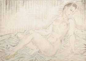 FOUJITA (LÉONARD TSUGUHARU, FRANCE/JAPAN, 1886-1968)