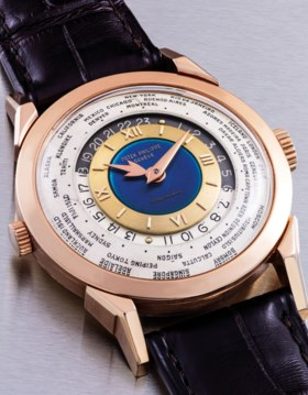 PATEK PHILIPPE. AN EXCEPTIONAL, UNIQUE AND HIGHLY IMPORTANT