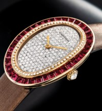 CARTIER A LADY'S FINE AND