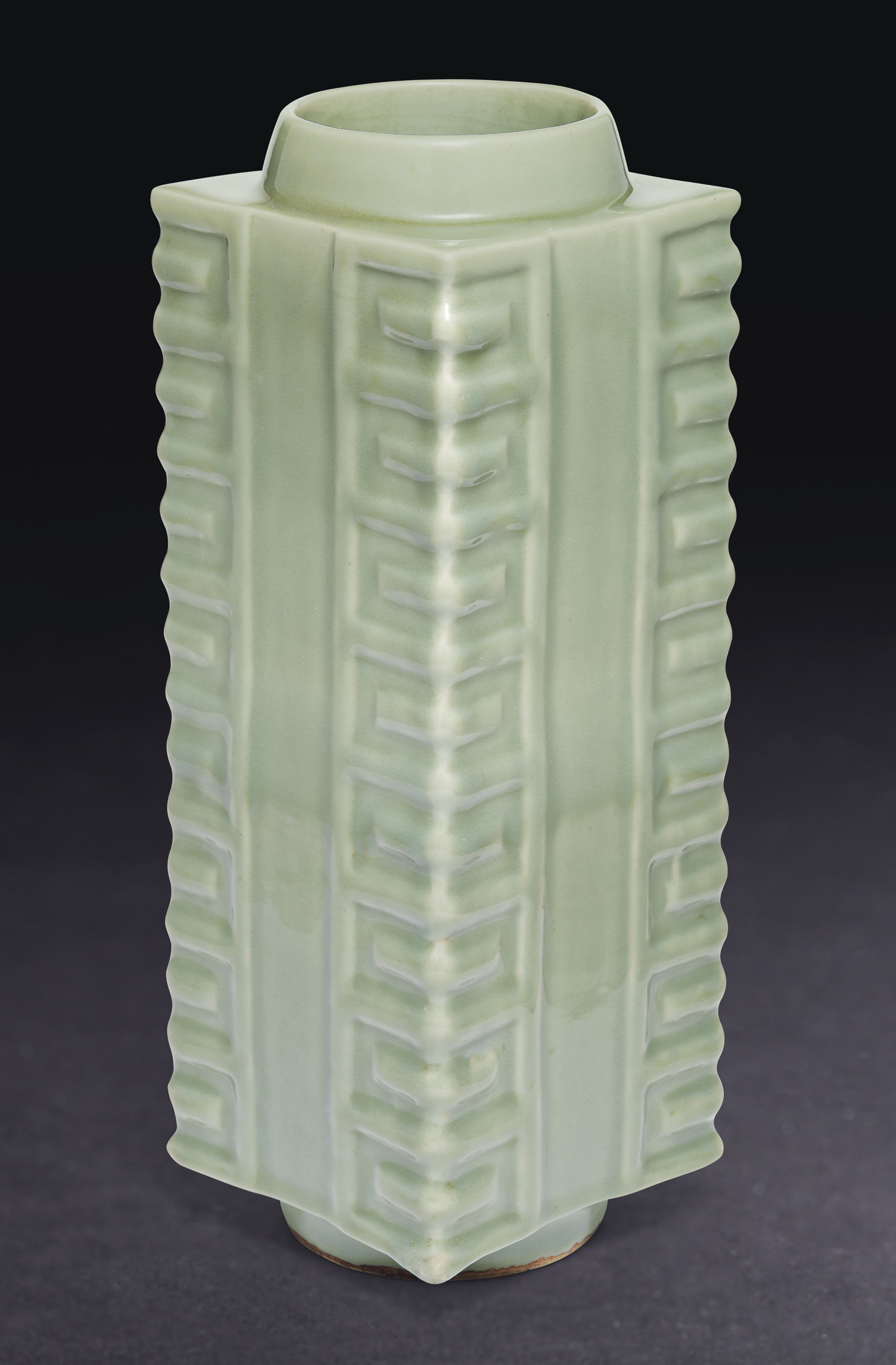 Vases Asian Antiques Early Chinese Earth Ware Lidded Jar Rare Green Glaze Buy One Give One