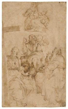 Giovanni Francesco Bezzi, Il Nosadella (Bologna (?) ca. 1500