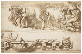 Attributed to Giacomo Bertucci, called Jacopo da Faenza (Fae