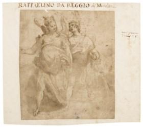 Raffaellino Motta da Reggio (Codemondo, Reggio Emilia 1550-1